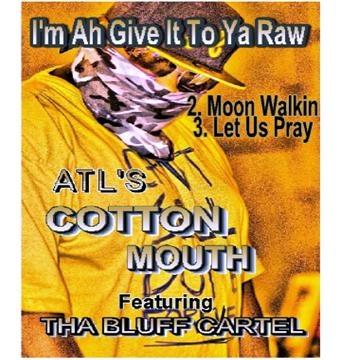 Portrait of Atl's Cotton Mouth