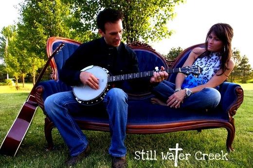 Portrait of Still Water Creek