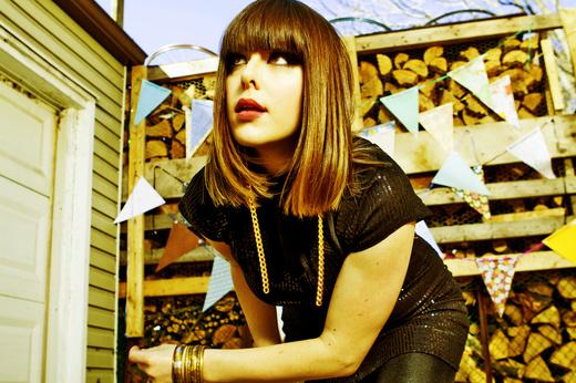 Portrait of Melissa Cameron