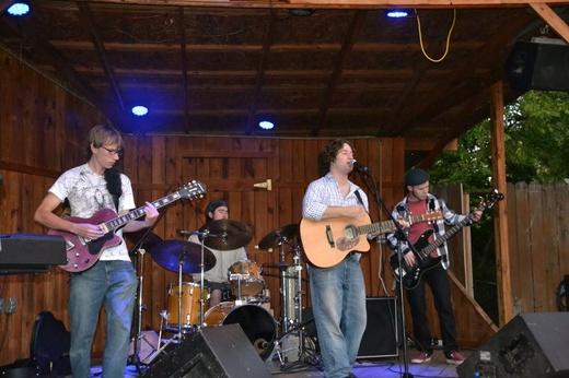 Portrait of Jon Shorter Band