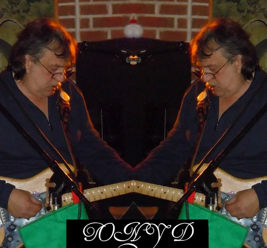 Portrait of TONY D (Solo) & with HIS BAND REVOLVER