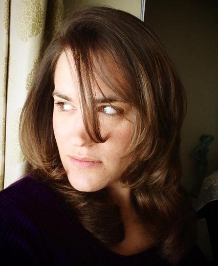 Portrait of Anj