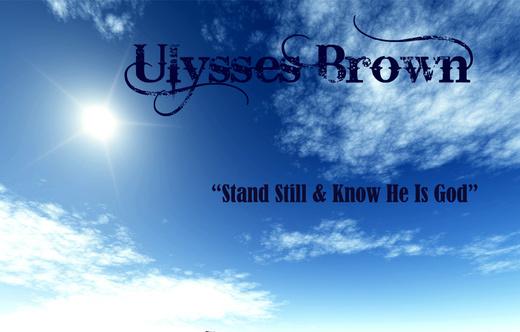 Portrait of Ulysses Brown