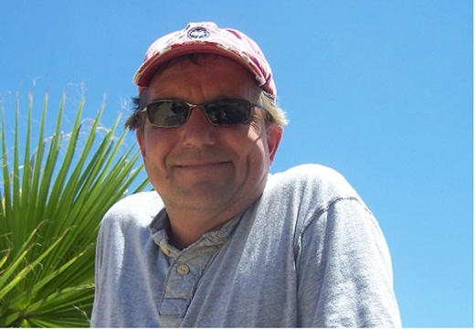 Portrait of Ron Siegrist