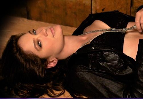 Portrait of Kirsten Price