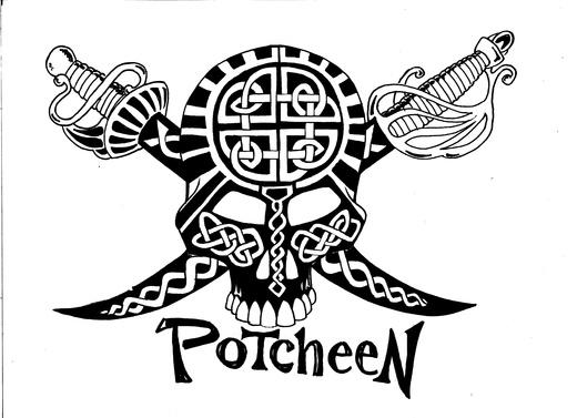 Portrait of Potcheen