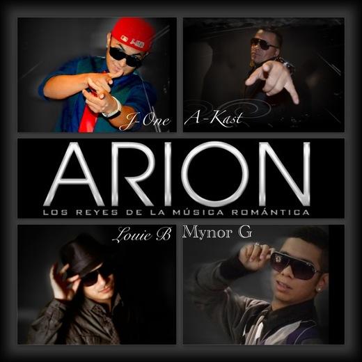 Portrait of ARION
