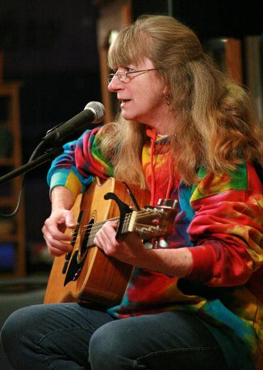 Portrait of Cathie Fredrickson