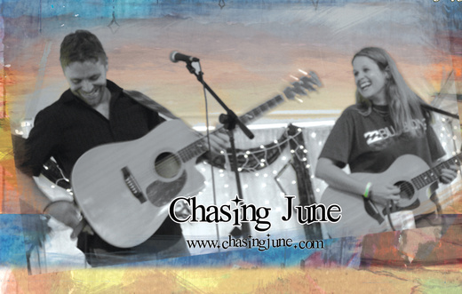 Portrait of Chasing June