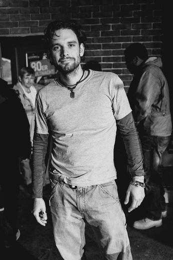 Portrait of James Greer
