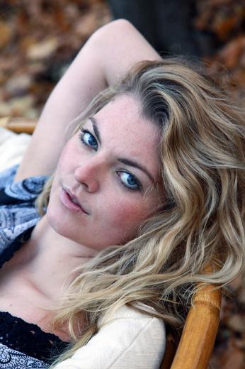 Portrait of Jacelyn Holmes