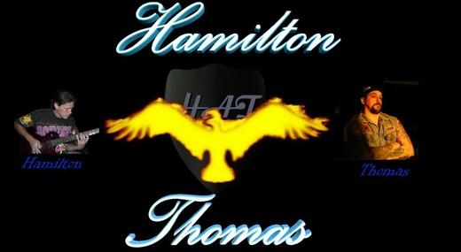 Portrait of Hamilton&Thomas