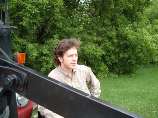 Portrait of Mark Edwards