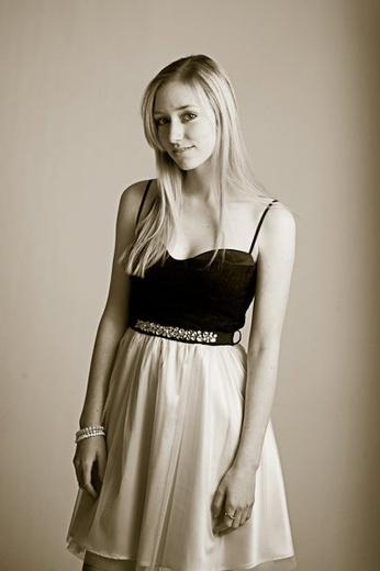 Portrait of Megan Dettrey