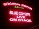 Portrait of Bluecoyoteband