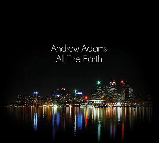 Portrait of Andrew Adams