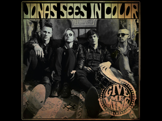 Portrait of Jonas Sees in Color