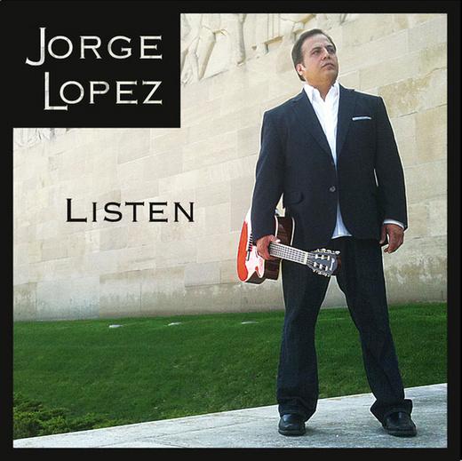 Portrait of Jorge Lopez