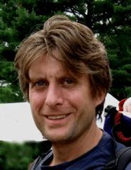 Portrait of Daniel Palmer