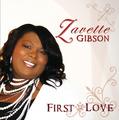 Portrait of Zavette Gibson