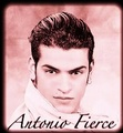Portrait of Antonio Fierce
