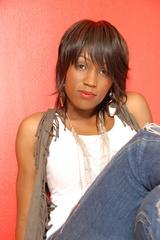 Portrait of Odelia