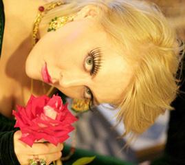 Portrait of Tamara Cimmerian