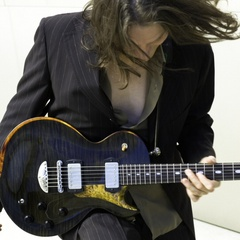 Portrait of Robben Ford