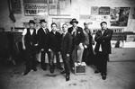 Portrait of The Tangiers Blues Band