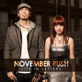 Portrait of November Rush