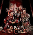 Portrait of A Band Of Orcs