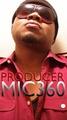 Portrait of Mic 360