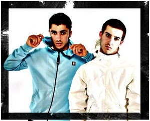 Portrait of The Cataracs
