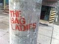 Portrait of The Bag Ladies