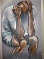 Portrait of Joshua Moses