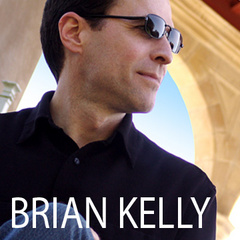 Portrait of Brian Kelly_music